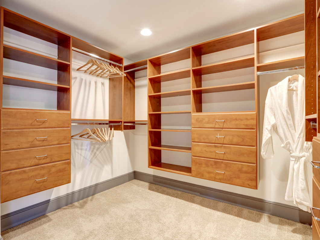 Closet Organizers in Richmond or Williamsburg, VA
